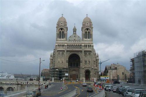 Marseille - Cathedral La Major