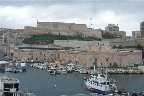 Marseille - Fort St. Nicolas