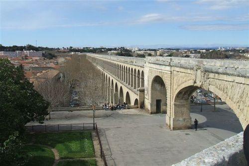 Montpellier - Aqueducts