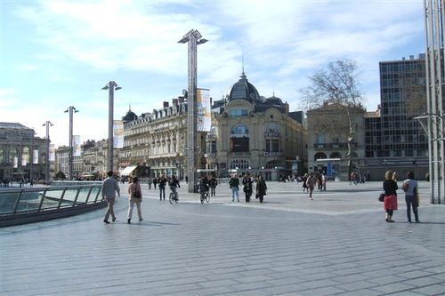 Montpellier - Main Square