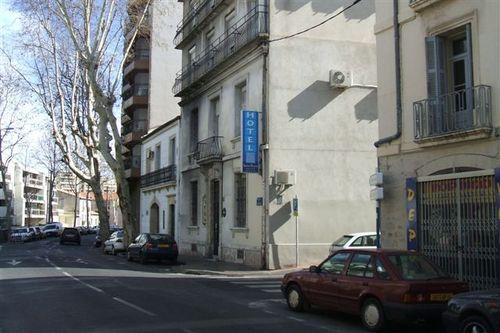 Montpellier- my hotel