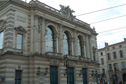 Montpellier - Opera Comedie