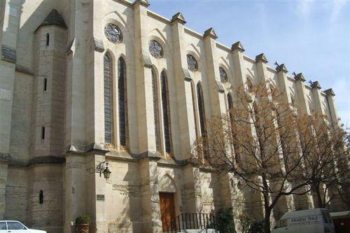 Montpellier - St Annes Church
