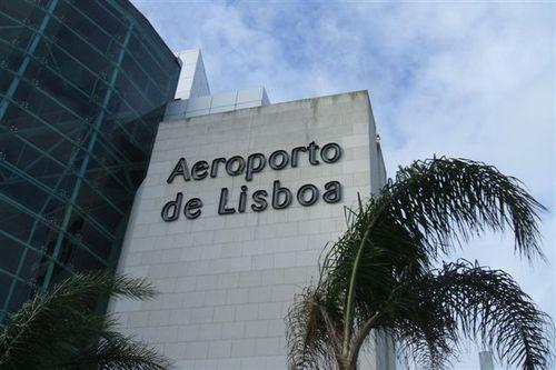 Arrival in Lisbon!
