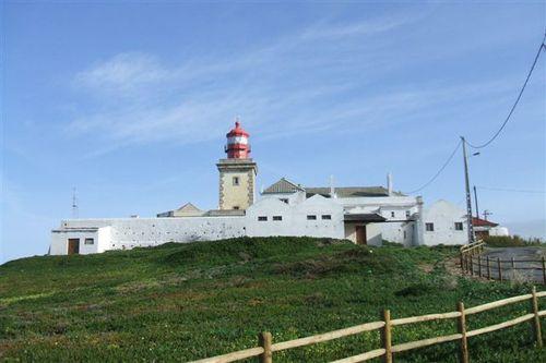 Cabo da Roca - on the way to Sintra