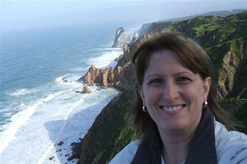 Coastline looking north from Cabo da Roca