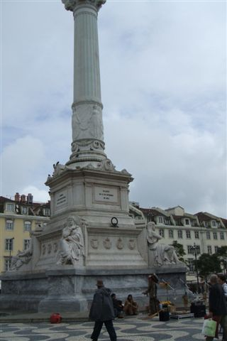 Monument in the Square of Independence