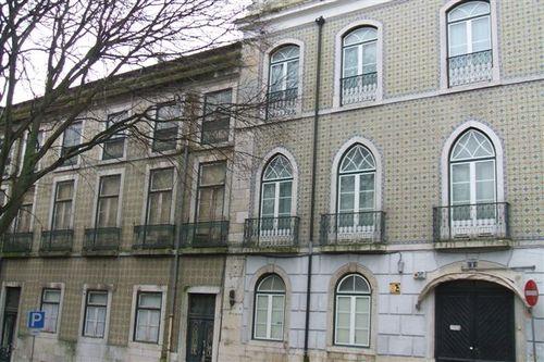 Example of tile facade - common in Lisbon