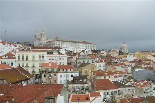 St Vincente and Alfama