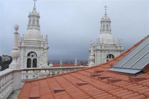 St Vincente rooftop